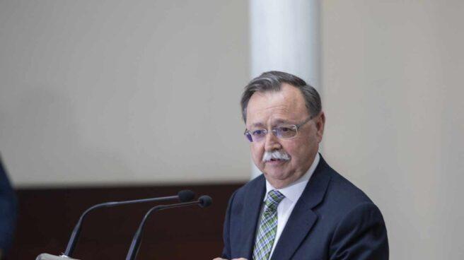 Juan Jesús Vivas, presidente de Ceuta.