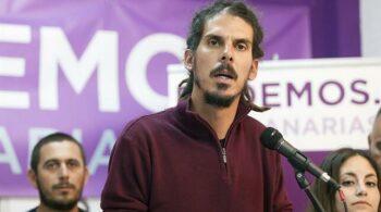 El Supremo abre juicio a Alberto Rodríguez por atentado a la autoridad