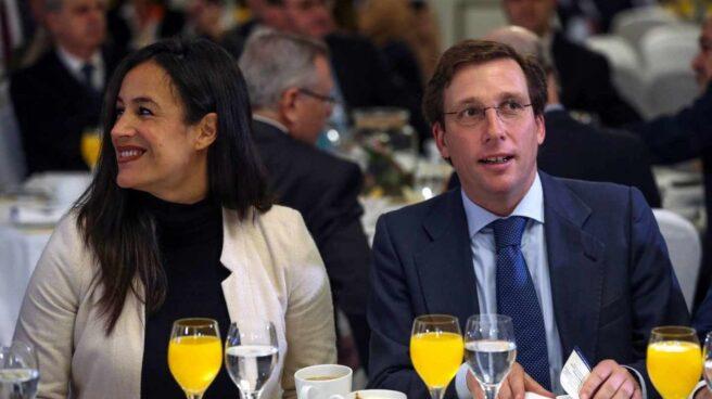 Begoña Villacís y Martínez-Almeida en una foto de archivo