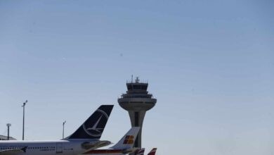 Naturgy recurre y paraliza el 'megacontrato' de la luz de todos los aeropuertos de España