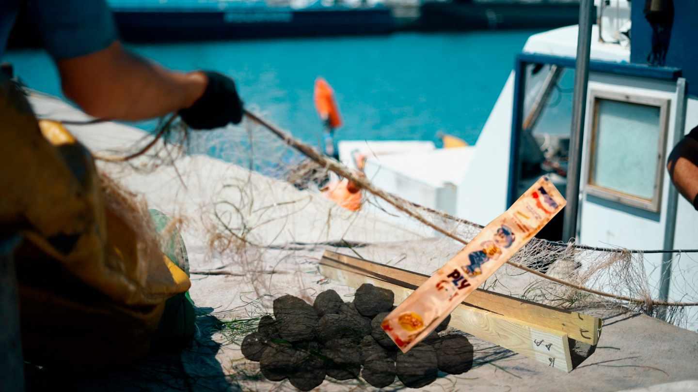 Los tipos de basura arrastrada por redes más comunes