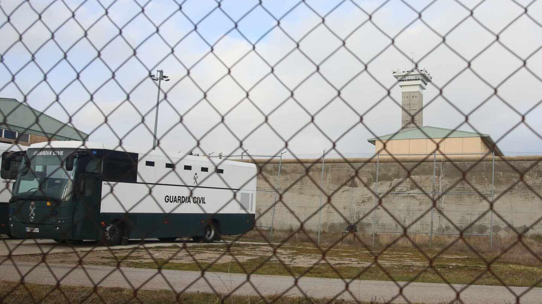 Centro penitenciario de Soto del Real (Madrid), donde ya 19 reclusos con edades superiores a los 70 años.
