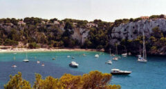 Cala Galdana, Menorca (Islas Baleares)