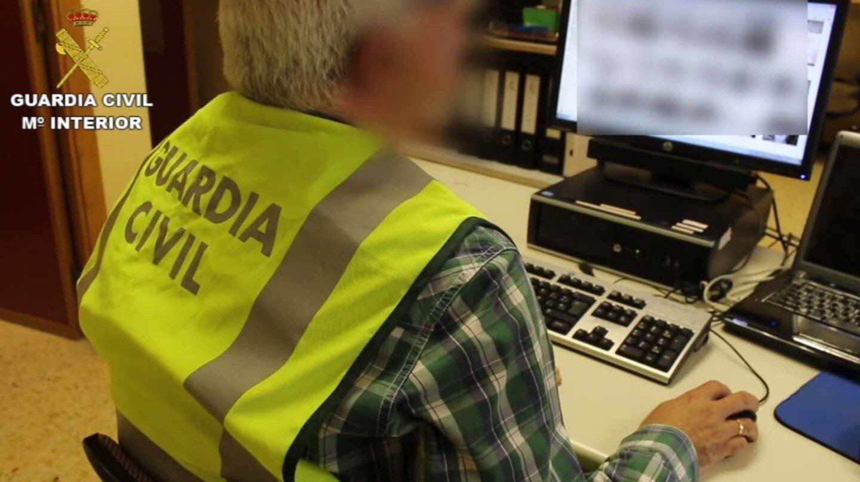 Unidad de la Guardia Civil contra los ciberdelitos.