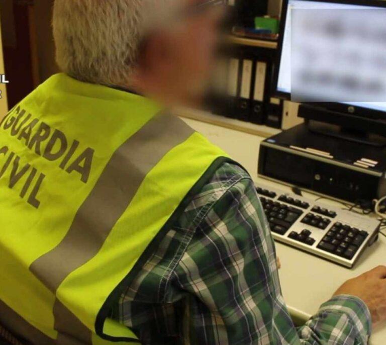 La Guardia Civil alerta del fuerte aumento de los ciberdelitos y el espionaje empresarial