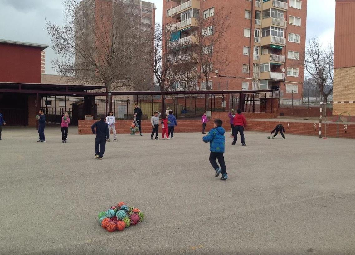 Colegio Font de l'Alba de Terrassa