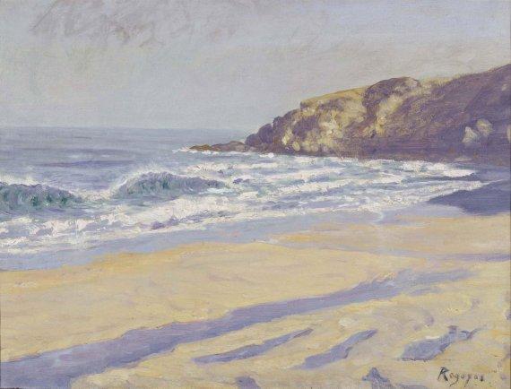 Costa Vasca, Darío de Regoyos.