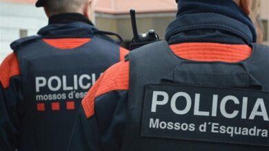 Los Mossos buscan a un bebé arrojado por su padre al río Besòs (Barcelona)