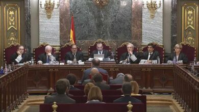 El futuro de los líderes del 'procés', en manos de seis hombres y una mujer: los miembros del tribunal