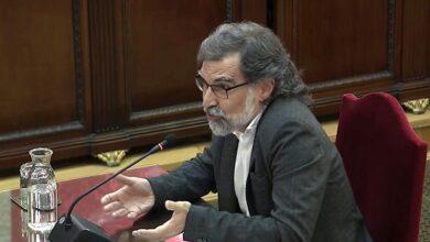 La Fiscalía se opone a que Jordi Cuixart salga de prisión 72 horas