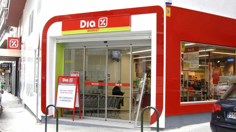 Dia prevé cerrar 219 tiendas en junio.