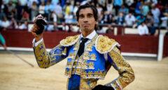Curro Díaz, en Las Ventas.