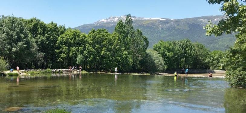 Descubre Las Playas Y Piscinas Naturales Para Refrescarte En Madrid