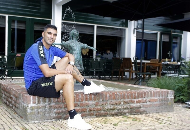 El futbolista José Antonio Reyes.