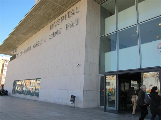 Hospital Sant Pau.
