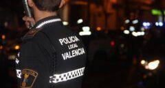 Un anciano desorientado y en bata fallece atropellado en Valencia