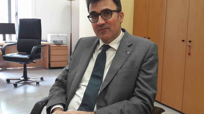 El ex secretario de Hacienda y hombre de confianza de Oriol Junqueras, Lluís Salvadó
