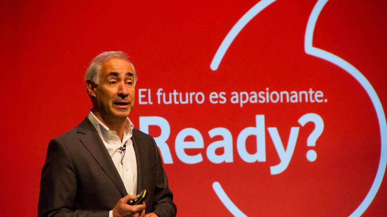 Antonio Coimbra, CEO de Vodafone España.