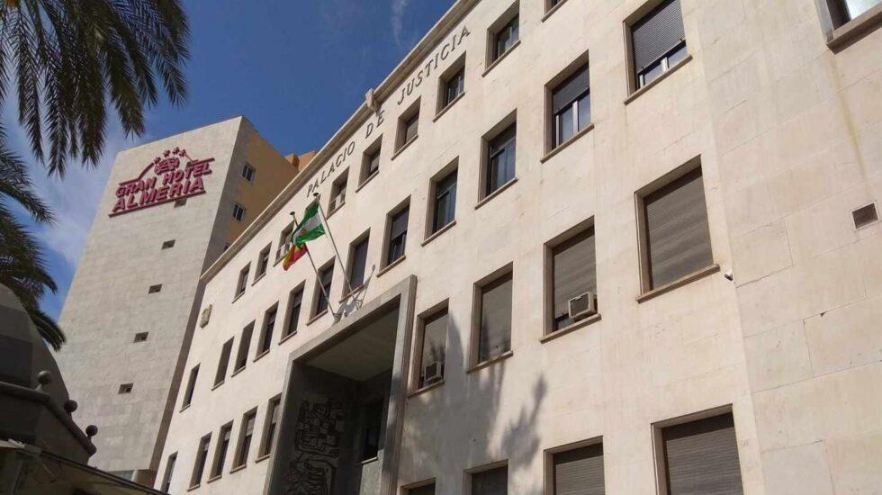 Palacio de la Justicia de Almería