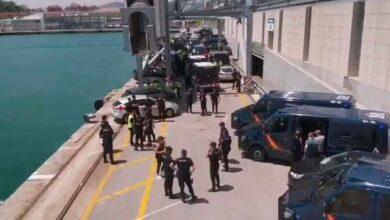Más de mil policías se despliegan en el Raval de Barcelona en una operación antidroga