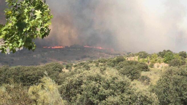 Incendio de Montesión y La Bastida.