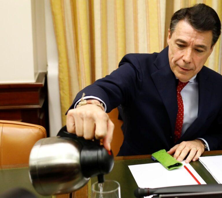 Ignacio González, ingresado por coronavirus desde hace 5 días