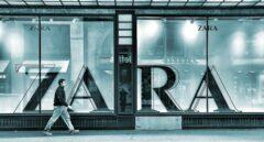 Escaparate de una tienda de Zara.