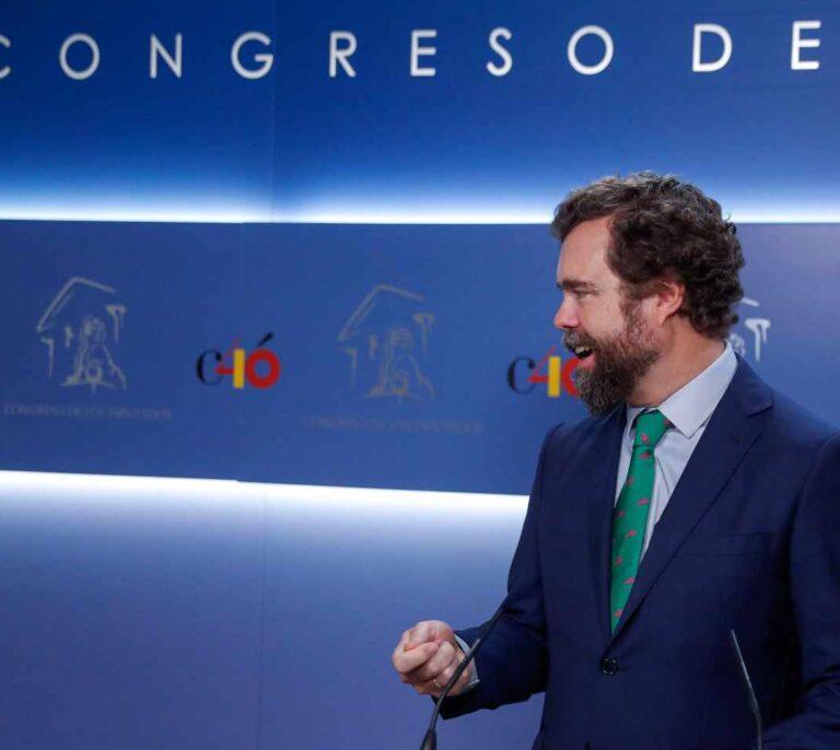 Espinosa de los Monteros recuerda cuando Sánchez negó al Ministerio de Defensa