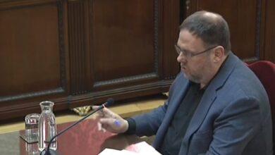 Junqueras pide al Supremo que suspenda de manera urgente la inhabilitación de la JEC