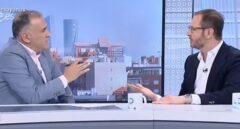 Rifirrafe en TVE de Maroto y el periodista Xabier Fortes por la entrevista a Otegi