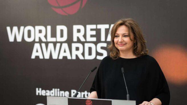 Marta Álvarez, accionista de El Corte Inglés.