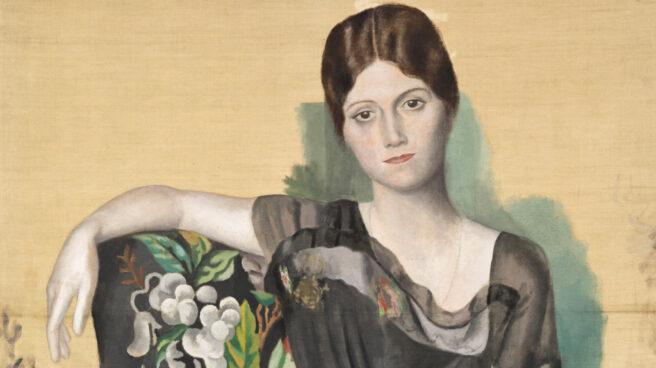 Olga Picasso.