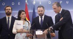 """El plan de Vox para RTVE: nuevo consejo, """"filosofía patriótica"""" y vuelta de la publicidad"""