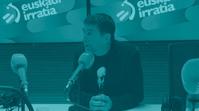 Arnaldo Otegi, en una entrevista.