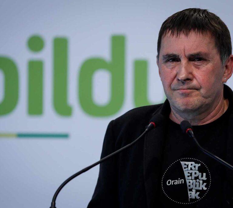La militancia de Bildu avala el 'sí' a los Presupuestos de Sánchez