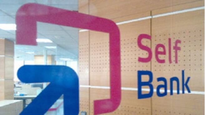 Logo de Self Bank.