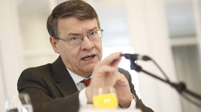 El presidente de Red Eléctrica, Jordi Sevilla.