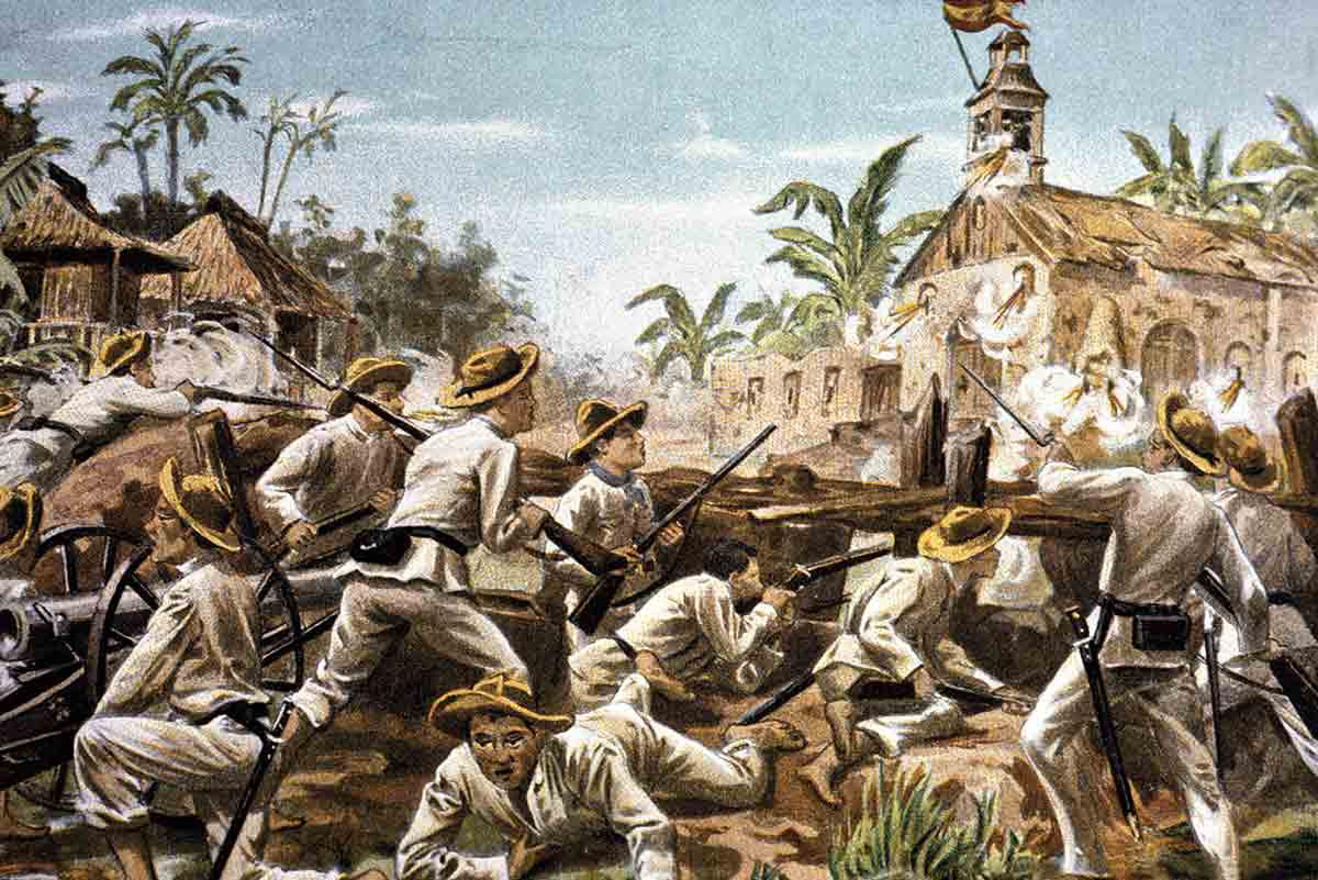 Los últimos de Filipinas: la iglesia en la que España siguió siendo imperio.