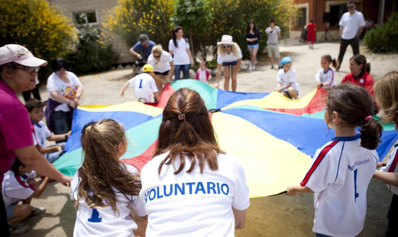 El 28% de los españoles dice haber hecho algún voluntariado el último año