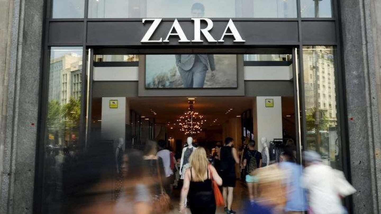 Tienda de Zara, del Grupo Inditex.