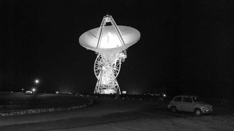 Imagen de la Estación Apolo en Fresnedillas de la Oliva | Canal Historia