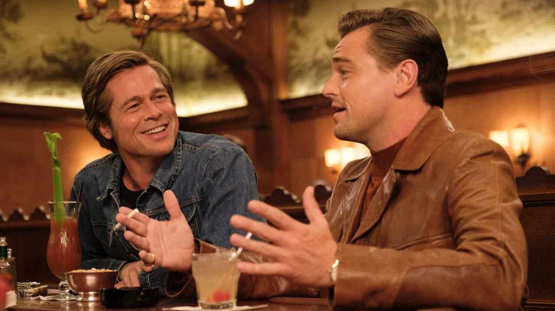 Rick Dalton y Cliff Booth en 'Érase una vez Hollywood'