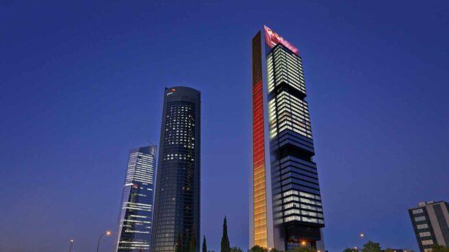 Amazon España también será inquilino de Amancio Ortega: se alojará en la Torre Cepsa.