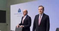 """Draghi muestra todas sus armas para reanimar una economía que va """"cada vez peor"""""""