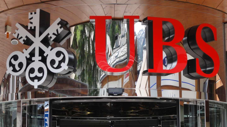 UBS planea cobrar a sus clientes millonarios por sus depósitos.