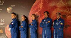 """Primera expedición al """"Marte"""" cántabro, para conmemorar los 50 años de misión lunar"""