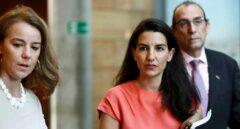 La candidata de Vox en la Comunidad de Madrid, Rocío Monasterio