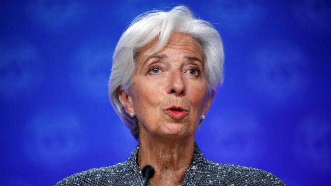 Lagarde sustituirá a Mario Draghi al frente del BCE.