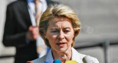 La nueva presidenta de la Comisión Europea (UE), Úrsula von der Leyen.