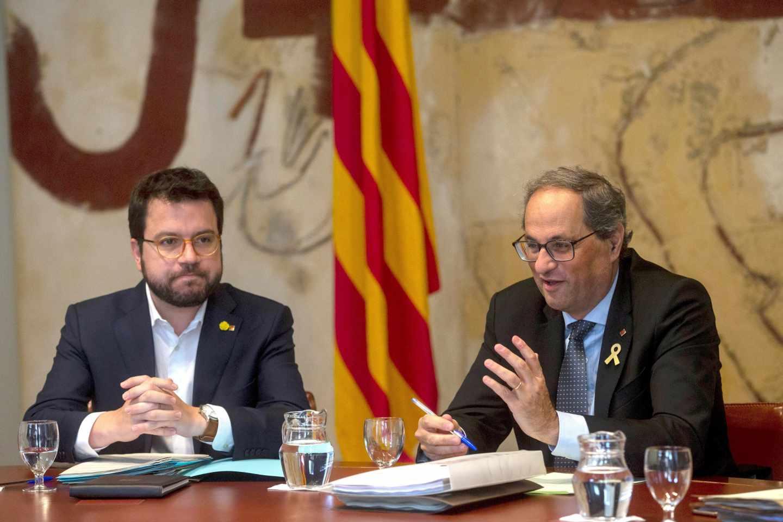 La banca se plantea encarecer sus hipotecas en Cataluña tras la subida de impuestos de Torra.
